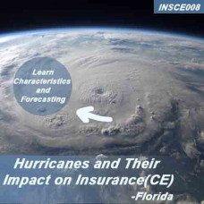 Florida: 2 hr All Licenses CE - Hurricanes and Their Impact on Insurance (INSCE008FL2)