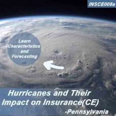Pennsylvania: 2 hr CE - Hurricanes and their Impact on Insurance