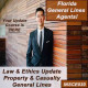 Florida: 5hr Law and Ethics Update Plus CE Course - for 2-20 and 20-44 Agents and 4-40 CSRs (7hrs credit) (INSCE030FL7g)